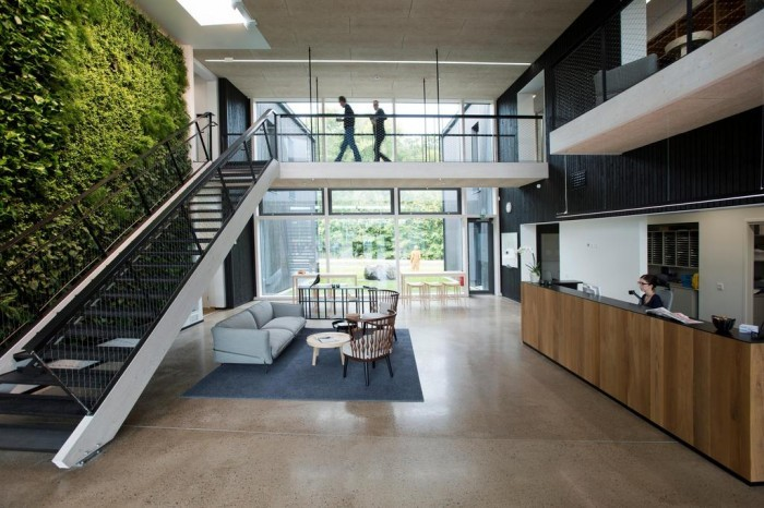 loft风格办公室装修效果图【图集汇总】