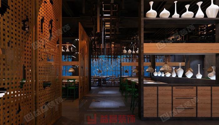 餐饮百科  3,火锅店装修风格要根据消费人群和定位进行专业设计.
