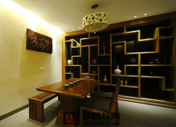 小型spa会所装修设计
