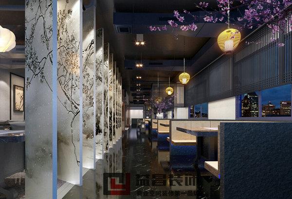 火锅店的装修离不开对于店面的设计和布局;南昌火锅店的装修