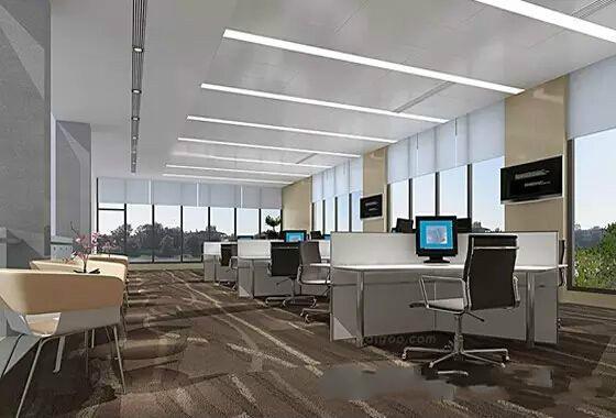新潮办公室装修风格-200平方