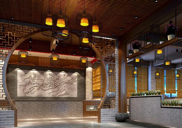 中式餐饮店店面设计注意事项