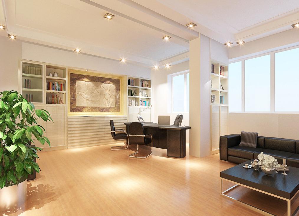 """一、合理的设计 合理设计是环保装修的前提,合理的设计要求设计师充分考虑到办公室的的空间结构,合理布局。应充分考虑空间的平面功能分区,尽可能地创造联系紧密,又分区明确、相互独立、互不干扰的室内空间,并且要尽可能地满足室内的自然采光、通风、隔热、保温等基本条件。必要的时候可以进行适当的改造,从而再造一个舒适、健康的室内办公环境。 二、办公室装修设计环保材料的使用 就室内装修的总体而言,没有绝对的""""绿色环保"""",因为很多建筑材料都是化工产品,只能尽可能降低其含量,在办公室装修选材上尽量选择"""