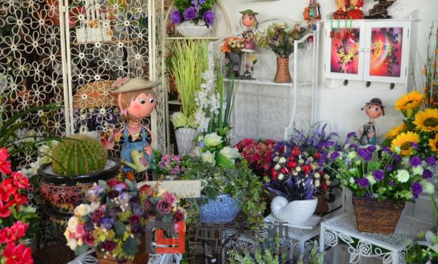 欧式风格花店在装修方面必须做到很细的地方