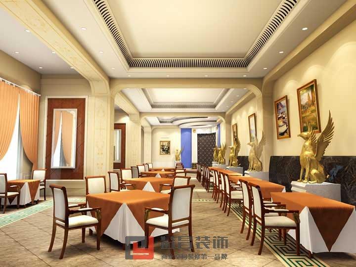 南昌西餐厅装修灯光设计说明