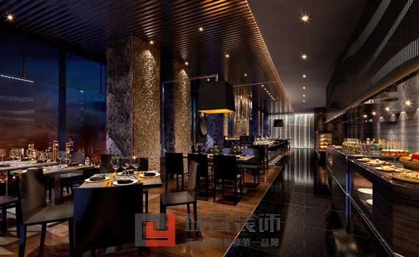 南昌西餐廳裝修燈光設計說明