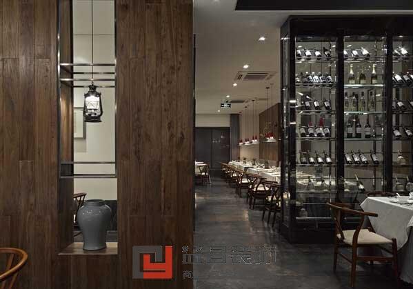 南昌特色西餐厅装修效果图