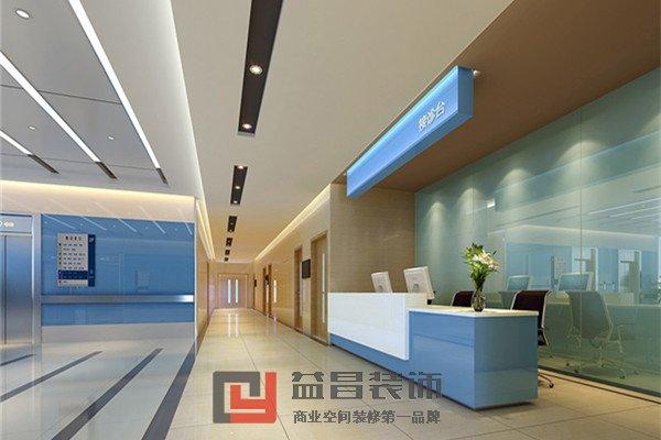 项目类型:医院装修   装修风格:现代风格