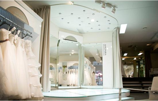 婚纱店装修设计要注意些什么